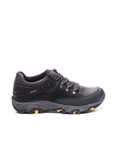 Slazenger Slazenger FIKO Outdoor Erkek Ayakkabı  Siyah